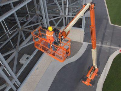 1500SJ - Série Ultra - Elevador de lança telescópica