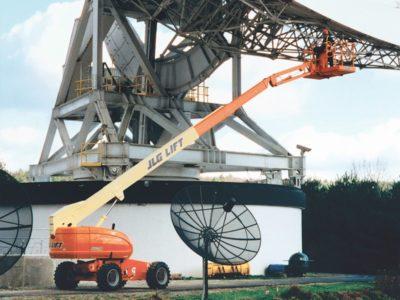 660SJ - Série 600 - Elevador de lança telescópica